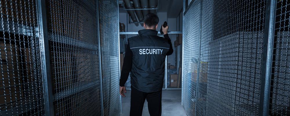 Agent de securite 2